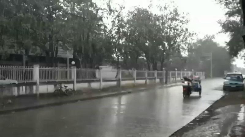 อุตุฯ เตือนไทยสภาพอากาศแปรปรวน (คลิป)