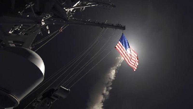 สหรัฐรับถล่มซีเรียส่งสัญญาณเตือนโสมแดง
