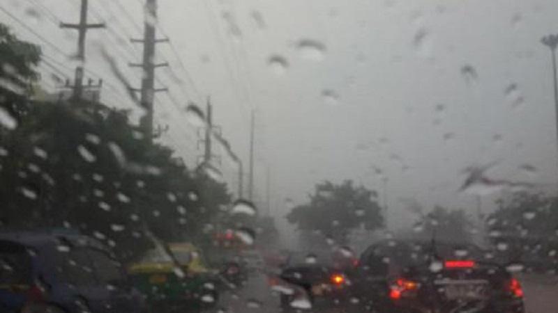 อุตุฯ เตือนทั่วไทยฝนตกหนัก 29-30 พ.ค.