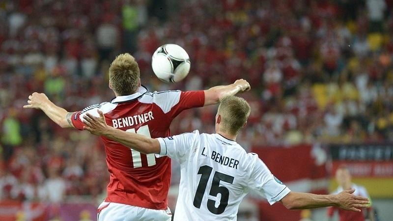 เดนมาร์ก เสมอ เยอรมนี 1-1