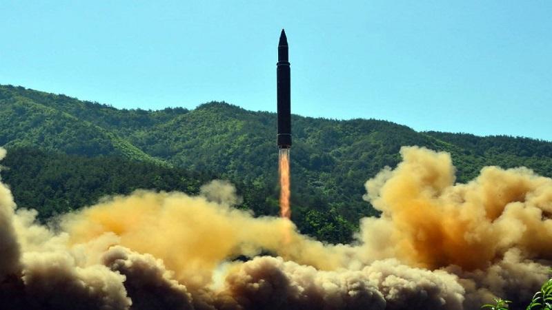 เกาหลีเหนือประกาศความสำเร็จ ICBM