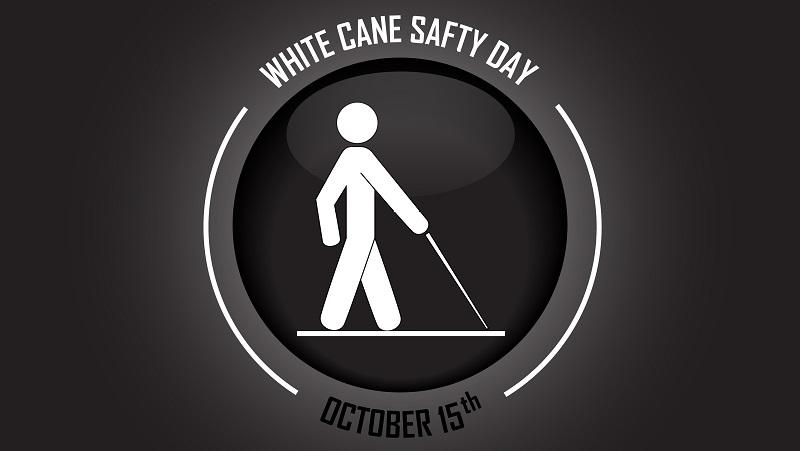วันนี้มีอะไร: 15 ตุลาคม วันไม้เท้าขาว
