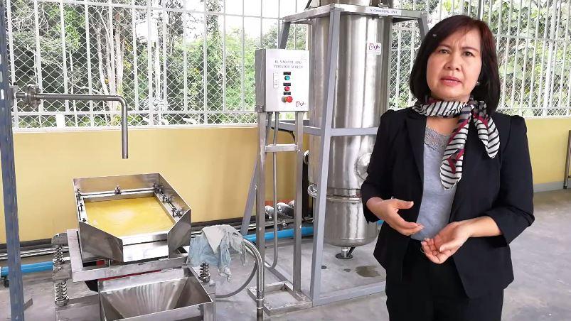มช.เจ๋งสร้างเครื่องสกัดสารแคโรทีนอยด์แห่งแรกของไทย