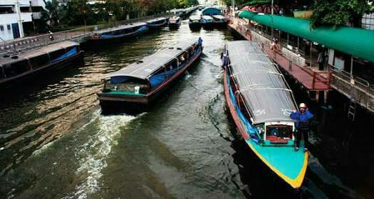 ข่าวดี ! 26 ก.พ.เรือคลองแสนแสบลดค่าโดยสาร 1 บาท