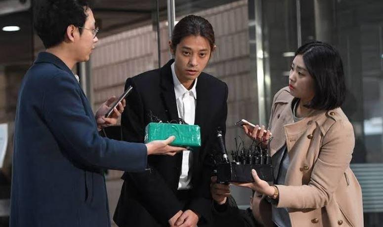 Image result for จองจุนยองคดีขืนใจผู้หญิง