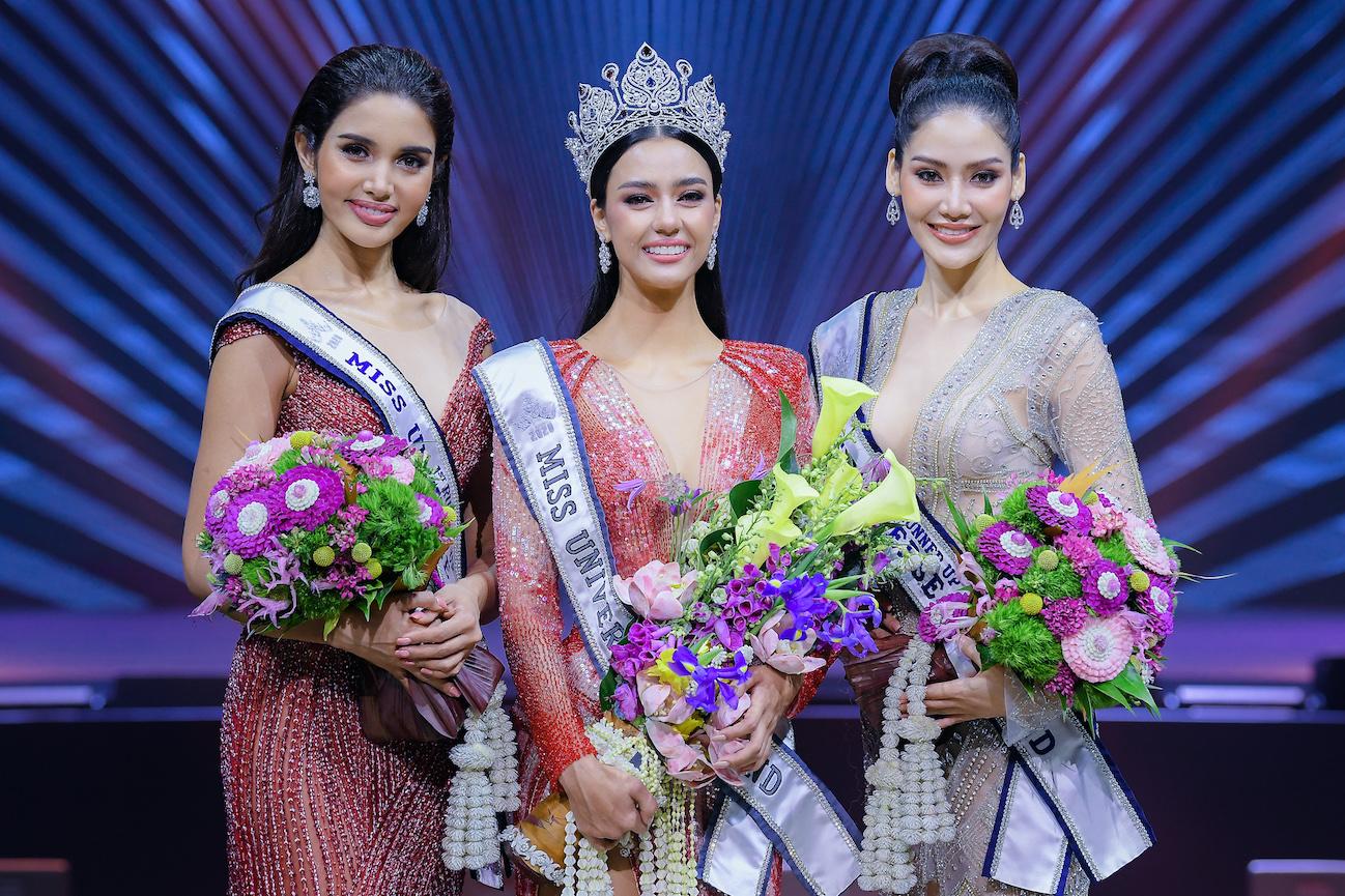 """อแมนด้า"""" คว้ามงมิสยูนิเวิร์สไทยแลนด์ 2020"""